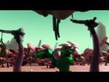 Зеленый Фонарь: Анимационный сериал 1 сезон 8 серия / Green Lantern: The Animated Series 1x08 [HD]
